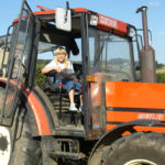 traktor kind
